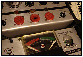 SECO MODEL 107C Vacuum Tube Tester
